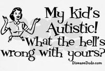 Autism.  Let's Help / We learnt our son had Autism when he was 2 years old battling Germ Cell Cancer.  Our little/big hero is now 16.  The supposed ratio of kids born with Autism back in 1998 was 1:1005. 14 years later it's 1:88.  This has to be stopped guys.  Everyone deserves a normal life so please support these businesses so an answer can be found.   Just CLICK THE LINK IN THE PIN DESCRIPTION for the webpages. Some links are shortened for analytical reasons only and should not be considered spam. Thanks :) / by Variety Online Shopping