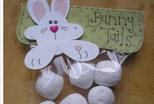 Tank Ewe Easter Bunny  / Easter Holiday  / by Dianne Leland
