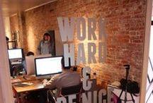 Workspace / by Marine Chptt