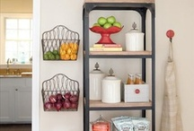 How to Organize a Kitchen / by Una cucina tutta per sé (Blog)
