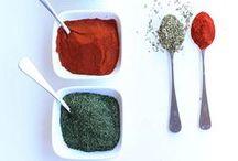 Spices / by Una cucina tutta per sé (Blog)