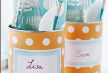 Nice ideas for your party / by Una cucina tutta per sé (Blog)
