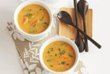 Soups collection / by Una cucina tutta per sé (Blog)
