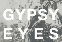 gypsy eyes / by The Bridal Bird