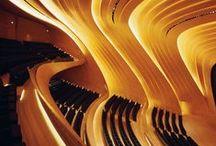 Zaha Hadid Architecture / by Alyssa Wrona