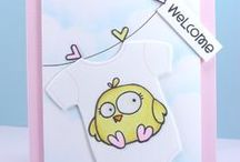 Baby Cards ♥ / by Marlou McAlees