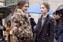 as seen on the st. / street style, from supermodels to normal fashionista people / by Miranda Ocara