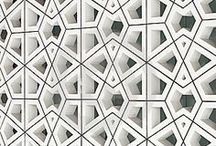 Architecture & Polygons / by Jenna Butler