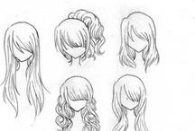 Nail/Hair Designs / by Bernice Alger