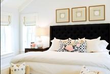 Bedrooms / by Elizabeth Hudson