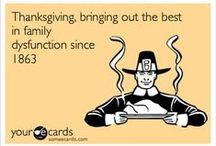 holiday - day of thanks / Thanksgiving  / by Andi Gould