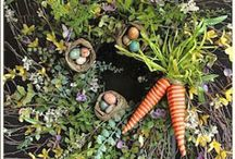 Easter/Spring hath Sprung / by Jaline Eguillos-Johnson Lyons