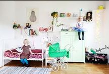 {kids room} inspiration / inspiration for the kids' rooms / by J Essica Carlton