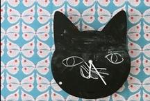 Cat Lady / by Melissa Hansen