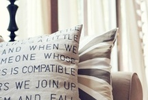 Home - Decor / by Jeanette Diaz