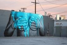 Street Art, Graffiti, Murals / by Princess Mills