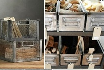 Home - Organization / by Jeanette Diaz