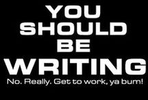 Write / by Tissy