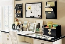 Home - Office / by Jeanette Diaz
