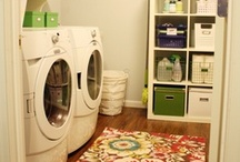 Home - Laundry / by Jeanette Diaz
