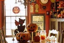 Halloween - Decor / by Jeanette Diaz
