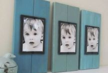 Crafts - Photos & Frames / by Jeanette Diaz