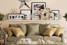 Home - Living Room / by Jeanette Diaz