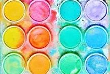 Designs + Colors / by Kristina Brown