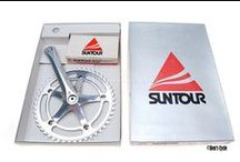 Suntour track cycling components / by Gordon Knight