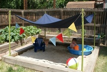 Gardens for children  / by Kim PF