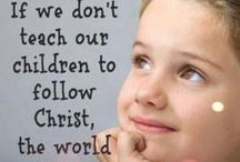 ✝Childrens Church✝ / Bible Study and Sunday School / by Penny