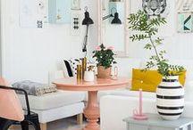 Home Decor Ideas / by Hannah McGoldrick