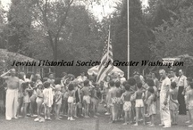 Summer Camps / by Jewish Historical Society of Greater Washington (JHSGW)