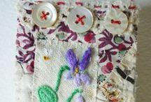Handmade-Wool,Thread & Fabric / by Marina Roering