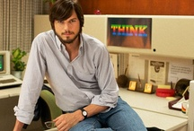 Ashton Kutcher Steve Jobs Movie / Upcoming Steve Jobs movie with Ashton Kutcher: Release date: August 16 2013  / by lucas .a