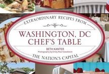 Program: Washington, DC Chef's Table by Beth Kanter, 7/10/13 / Wednesday, July 10, 2013 - 6:30 p.m. - Featuring 64 restaurants, their chefs, and recipes, this book illustrates Washington's evolution into a dining destination. An insider's look at DC food culture, it includes Jewish recipes, chefs, restaurateurs, and bartenders. 