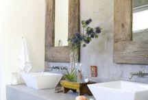 Bathrooms / by Trissy Bawden