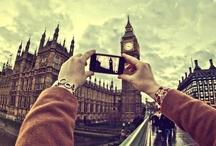london calling / fun all around / by Belinda Chatsuwan