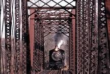 Trains / by Shelia Rettinger Martz