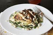 Recipes / by Deanna Ritz