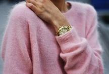 women in pink / 'rethink pink' board / by Belinda Chatsuwan