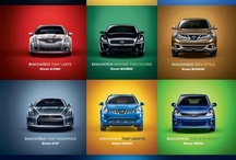 Nissan Ads / by Nissan