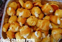 Ideas for Tailgating Treats / by Continuing Education at Southeast Missouri State University