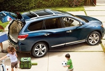 2013 Nissan Pathfinder / The Next-Gen SUV / by Nissan
