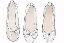 Shoes illustrations / by Sara Piersanti