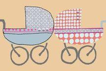 Babies illustrations / by Sara Piersanti