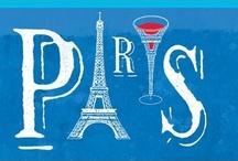 Paris illustrations / by Sara Piersanti