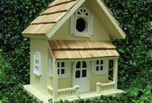 Birdhouses / by Patti McNabb