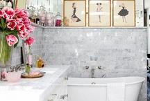 Bathroom / by Star Tollie