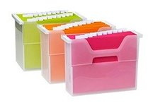 Get Organized and De-clutter  / by Stacey
